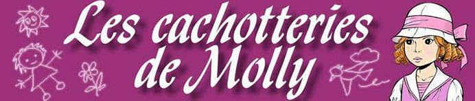 Les                 cachotteries de Molly